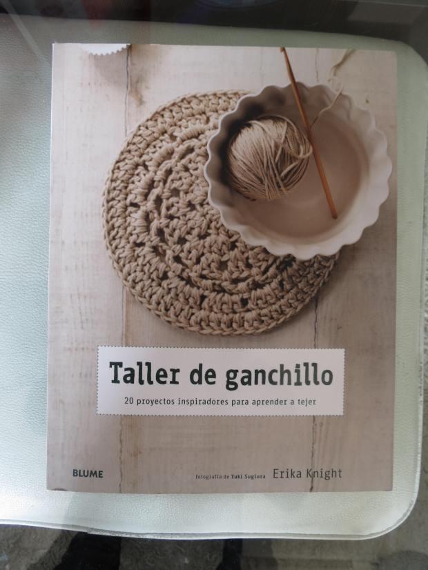 Mi primer libro de Crochet!