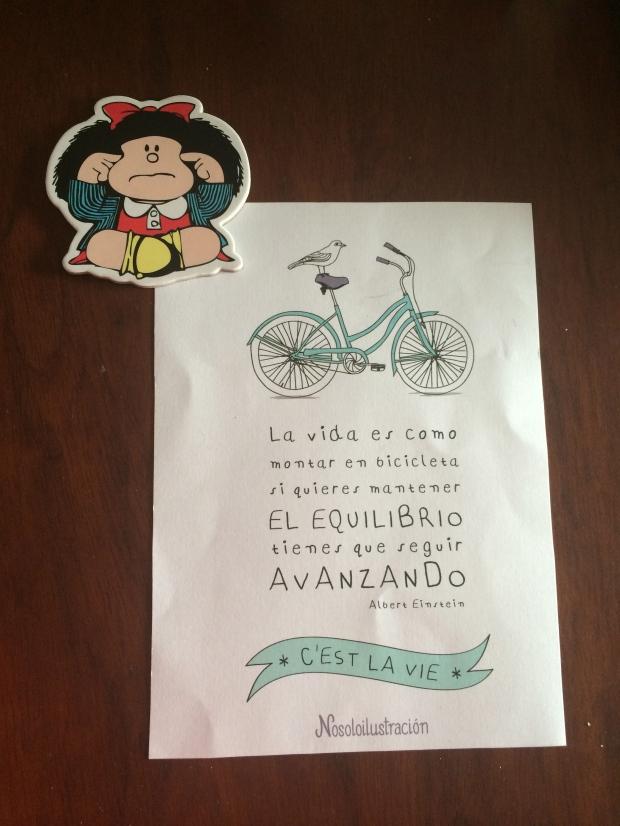 Ésta fue la última que me llegó me la envió Miriam también de España