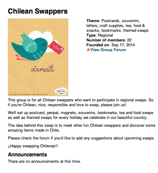 Chilean Swappers